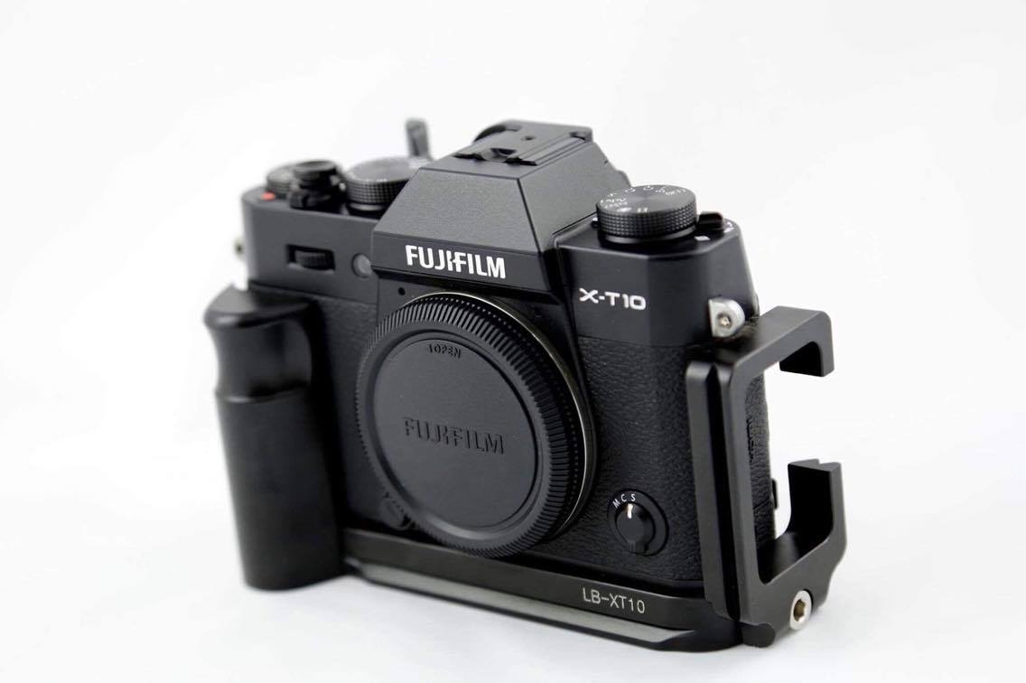 Thumb Up Grip For FujiFilm X T10 XT20