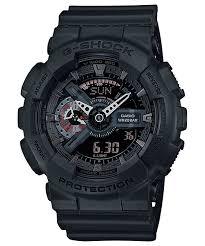 Casio G-Shock Limited Military Black Series รุ่น GA-110MB- 1A