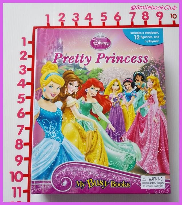 Pretty Princess : My Busy Books