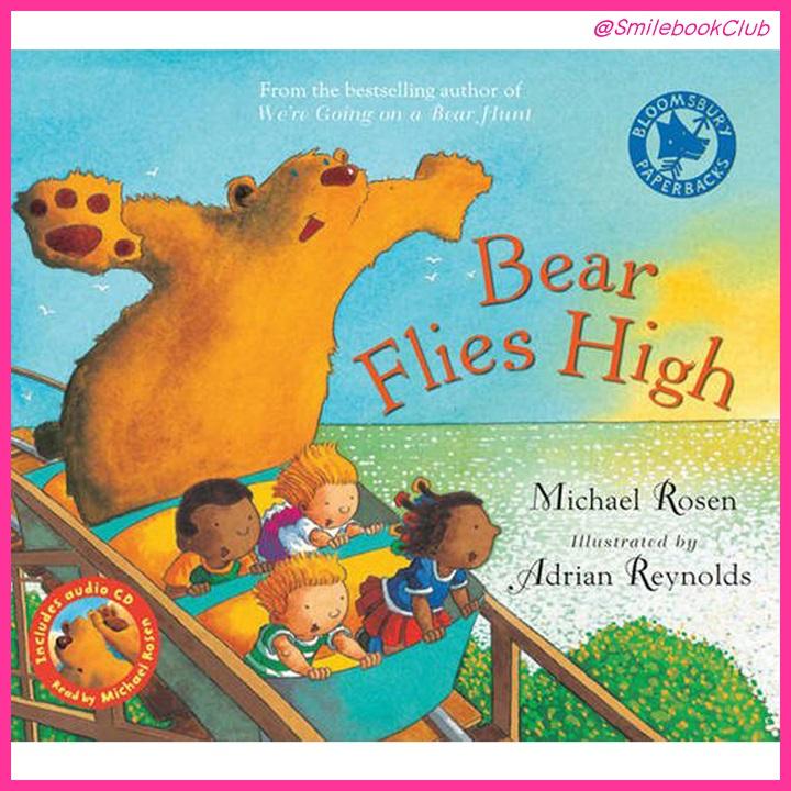 Bear Flies High + Audio CD