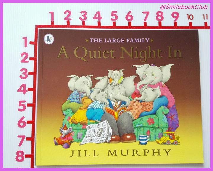 The Large Family : A Quiet Night In