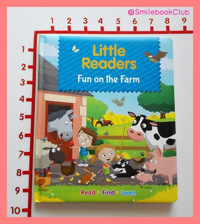 Little Readers : Fun on the Farm