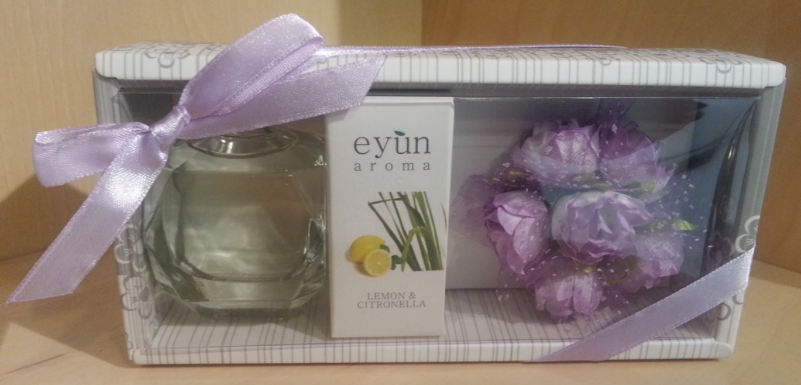 Eyun Aroma Lemon&Citronella_new pack.30ml.