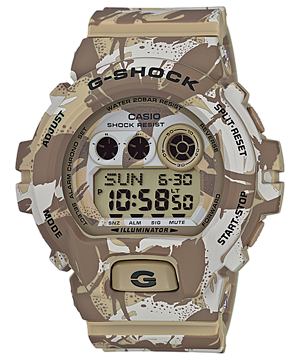 Casio G-Shock รุ่น GD-X6900MC-5