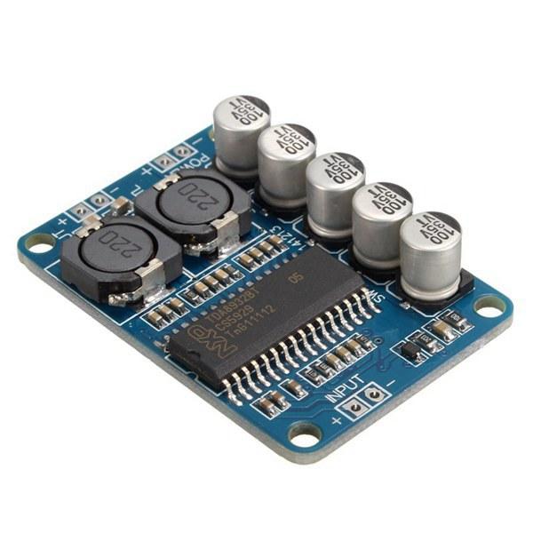 TDA8932 DIGITAL AMPLIFIER MODULE BOARD MONO 35W 12v-24v