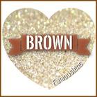 คอนแทคเลนส์สีน้ำตาล บิ๊กอายสีน้ำตาล Brown Contact lens Bigeye Famouslens