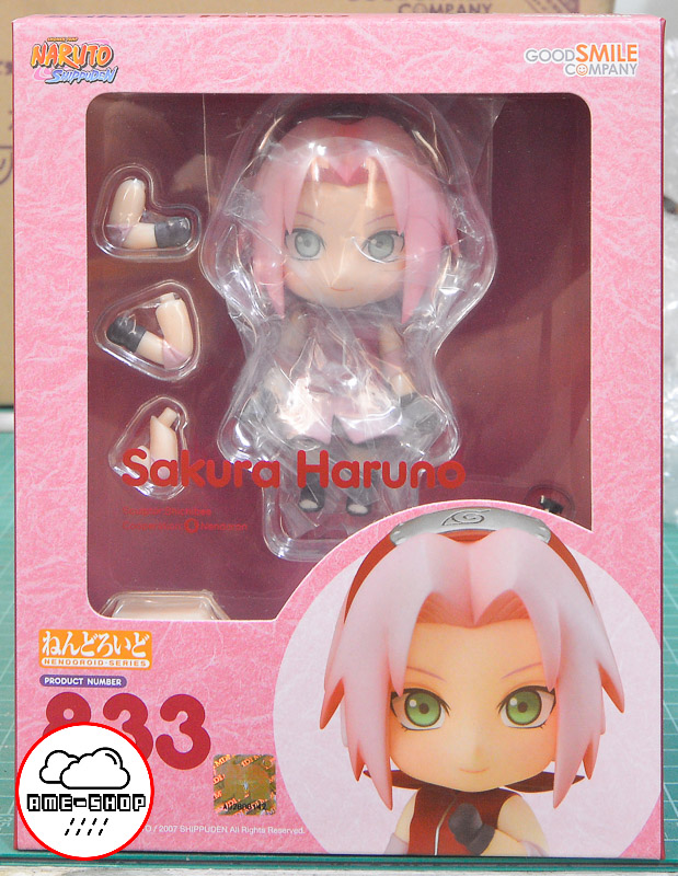 Nendoroid - NARUTO Shippuden: Sakura Haruno(In-Stock)