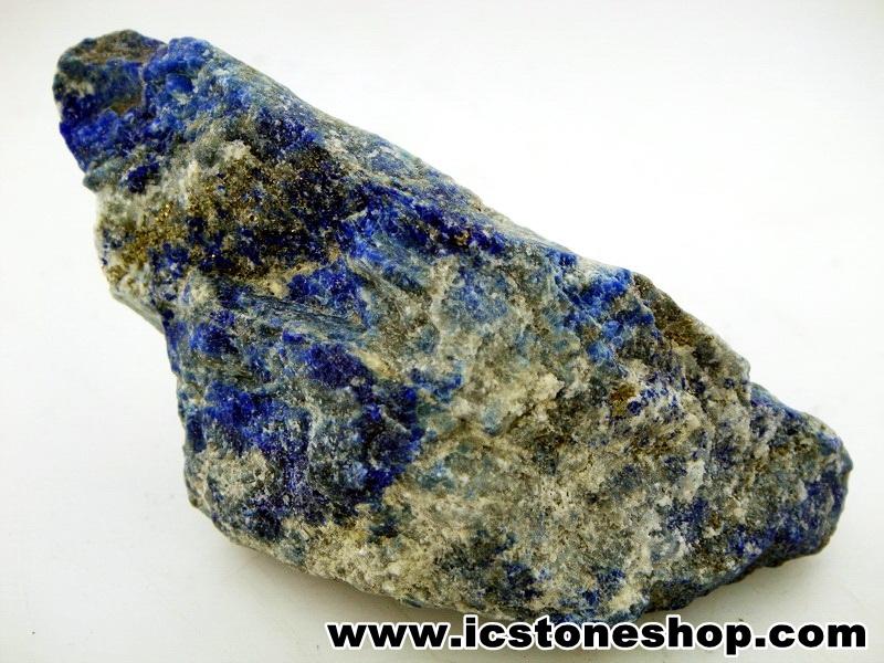 ▽ลาพิส ลาซูลี่ Lapis Lazuli ก้อนธรรมชาติ (108g)
