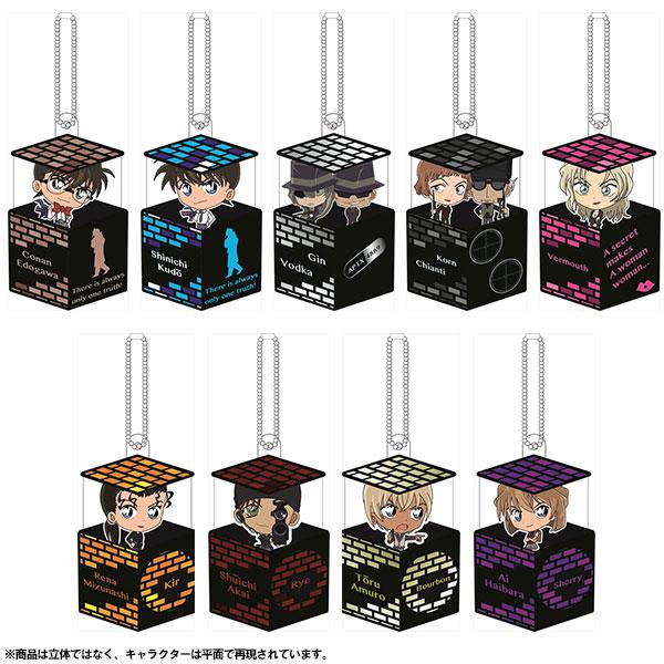 Detective Conan - CharaBako Vol.3 Black 10Pack BOX(Pre-order)