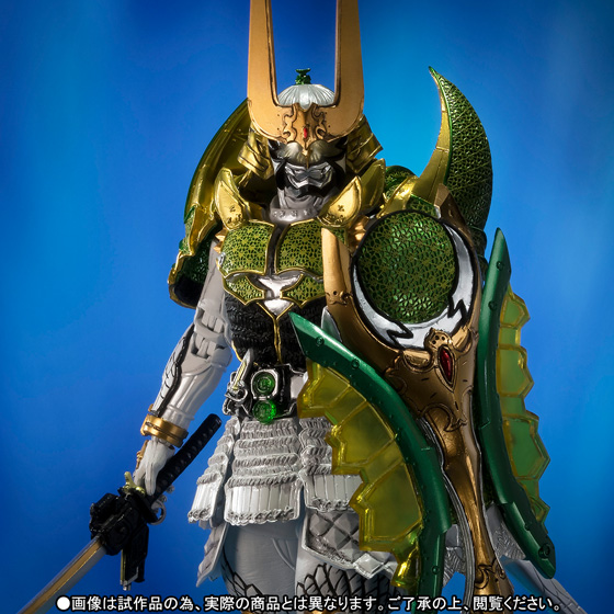 Kamen Rider Gaim - Kamen Rider Zangetsu - S.I.C. - Melon Arms (Limited Pre-order)