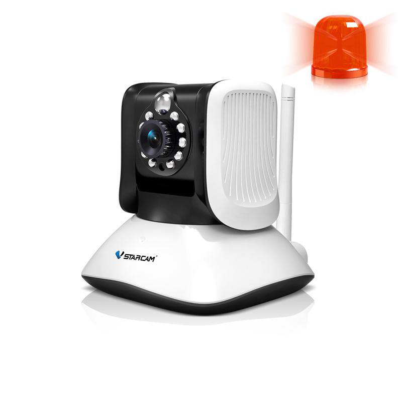 Vstarcam HD พร้อมระบบ ระบบตรวจจับความร้อน รุ่น T 7821wip
