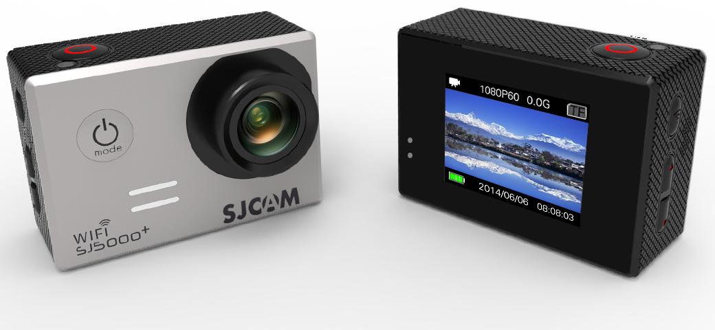 SJCAM SJ5000+ Plus Wifi (16 ล้านพิกเซล) ของแท้ 100% รับประกันยาวนาน 1 ปี