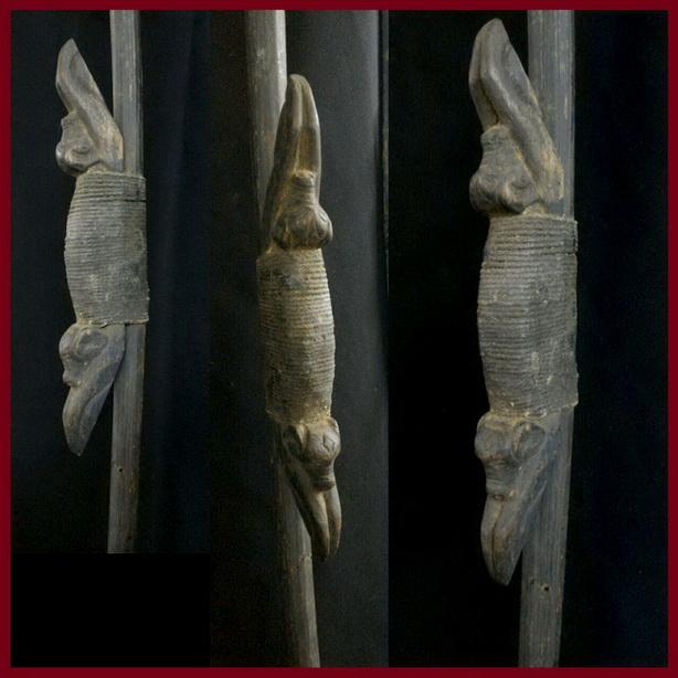 งานไม้เก่าศิลปะพม่า ลดเหลืออันละ