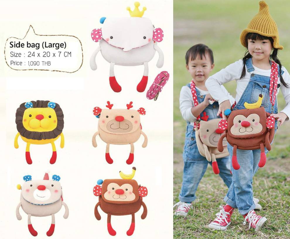 กระเป๋าสะพายข้าง Size : Big - Brand Balloon จากฮ่องกง