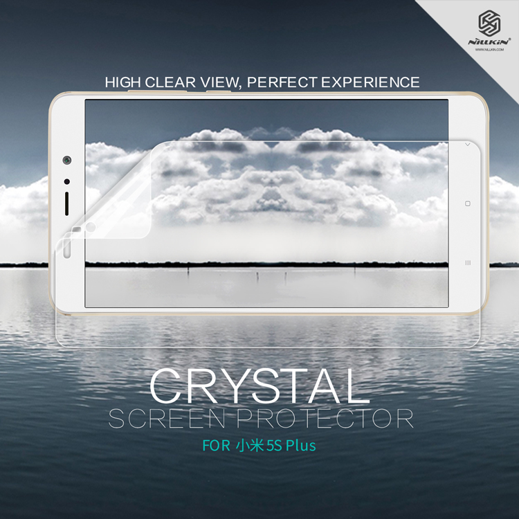 ฟิล์มกันรอยใส Nillkin Super Clear สำหรับ Xiaomi Mi 5s Plus