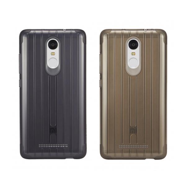 เคส Xiaomi Redmi Note 3 Non-slip Silicone Case
