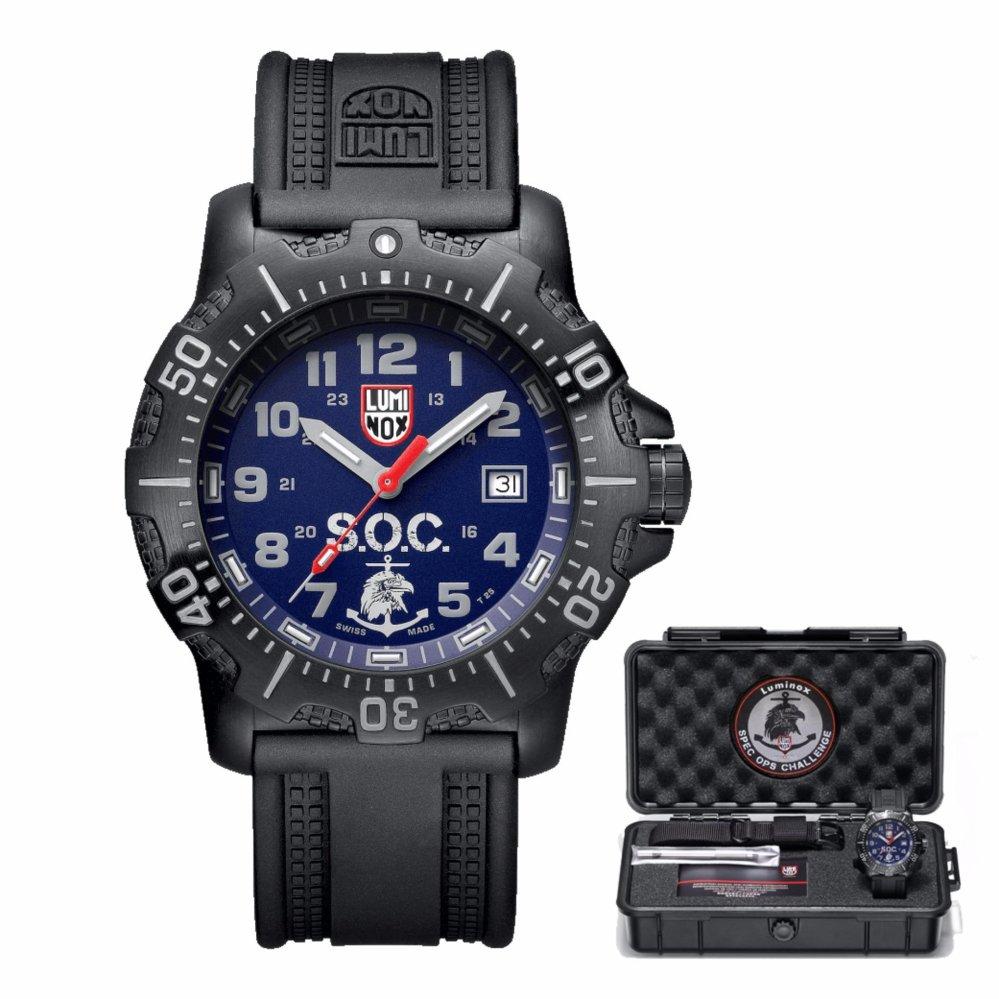 นาฬิกาผู้ชาย Luminox รุ่น XS.4223.SOC.SET, SPEC OPS CHALLENGE 4220 SERIES