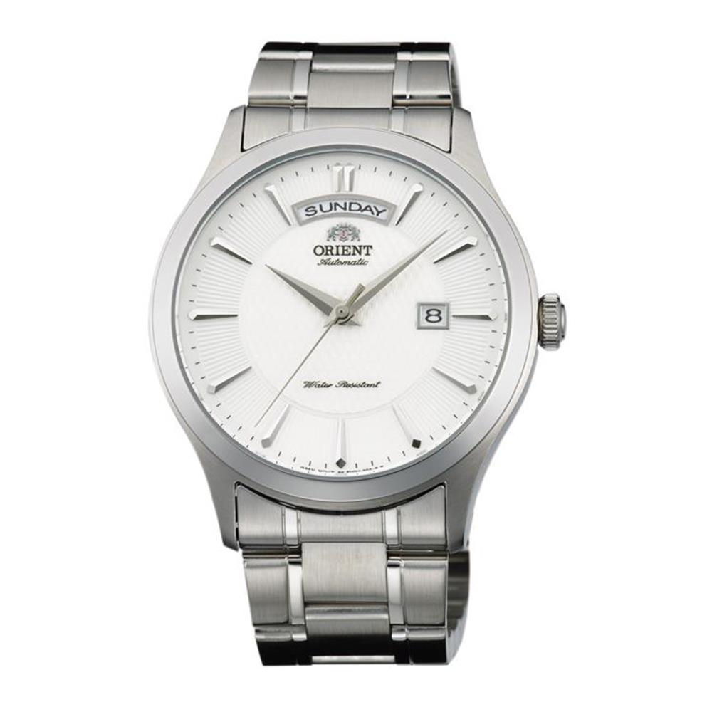 นาฬิกาผู้ชาย Orient รุ่น FEV0V001WH, Classic Automatic