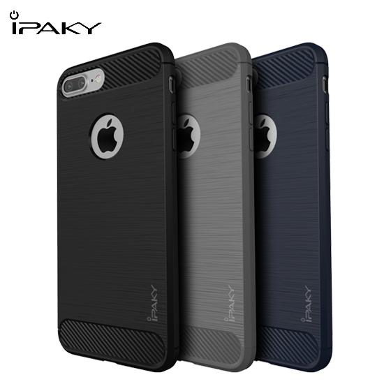 เคส iPhone 7 Plus iPaky Slim TPU
