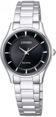 นาฬิกาข้อมือผู้หญิง Citizen Eco-Drive รุ่น EM0401-59E, Sapphire Elegant