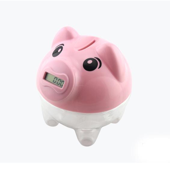 ออมสินดิจิตอลหมูน้อย Digi- Piggy