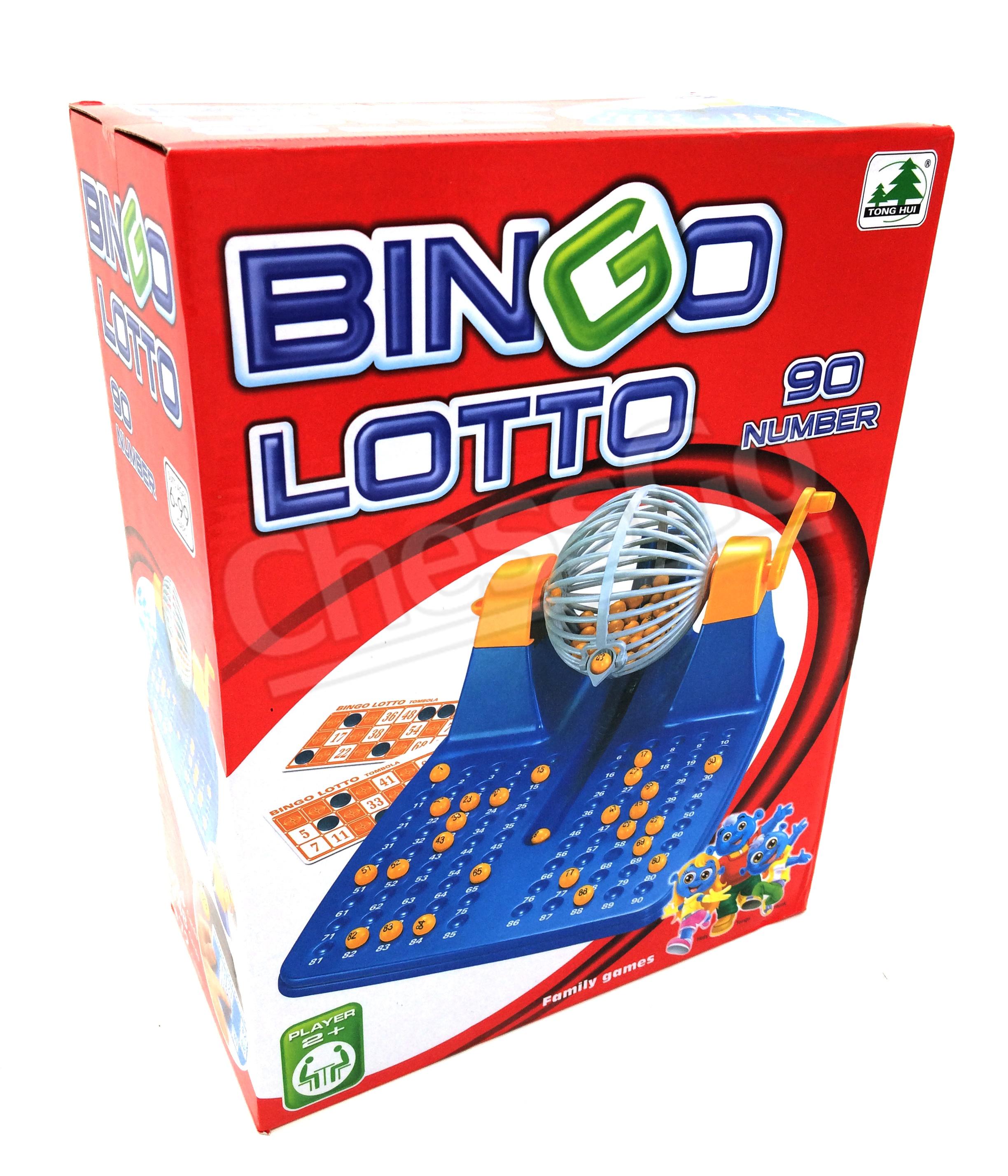 บิงโกล็อตโต้90เลข Bingo Lotto 90 Number