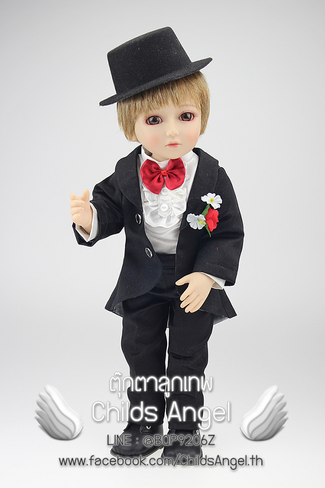 ตุ๊กตา - น้องไมเคิล (Premium) [โปรต้อนรับปีใหม่]