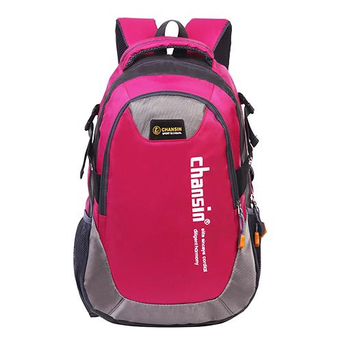 NL06 กระเป๋าเดินทาง สีชมพู ขนาดจุสัมภาระ 28 ลิตร