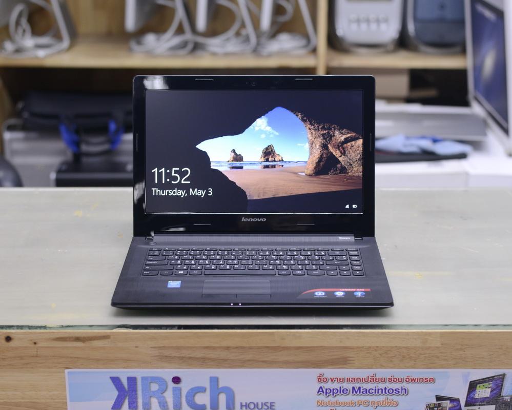 Lenovo G40-80 80KY0057TA i3-4030U 1.9GHz RAM 4GB HDD 500GB 14-inch Display HD