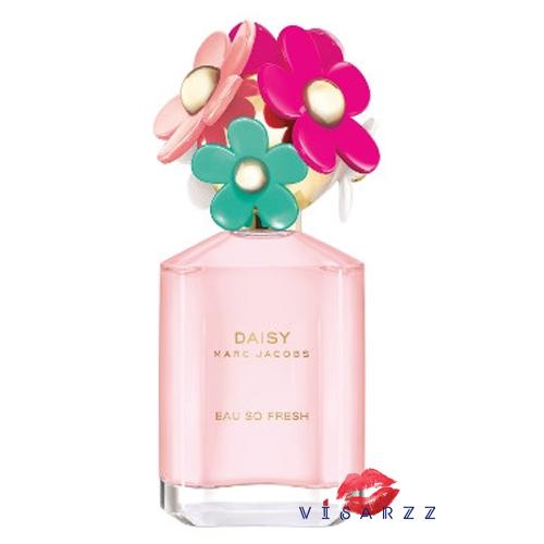 (กล่องเทสเตอร์) Marc Jacobs Daisy Eau So Fresh Delight 75mL น้ำหอมรุ่นพิเศษ ให้กลิ่นหอมแนวฟลอร่าฟรุ๊ตตี้ เหมาะสำหรับหญิงสาวที่เต็มเปี่ยมด้วยความสดใสร่าเริง พร้อมที่จะปลดปล่อยจินตนาการล่องลอย