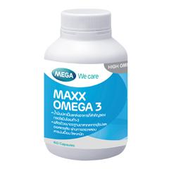 Maxx Omega 3 30's