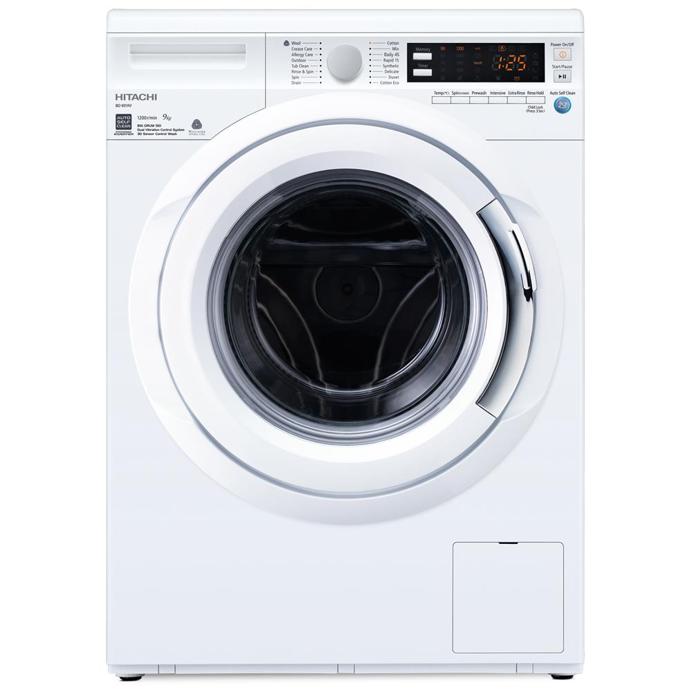 HITACHI BD-90YAV เครื่องซักผ้าฝาหน้า