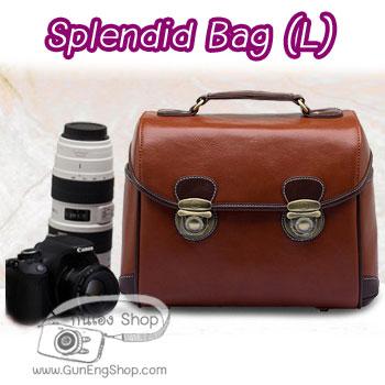 กระเป๋ากล้องแฟชั่นเกาหลี Splendid Bag (L)