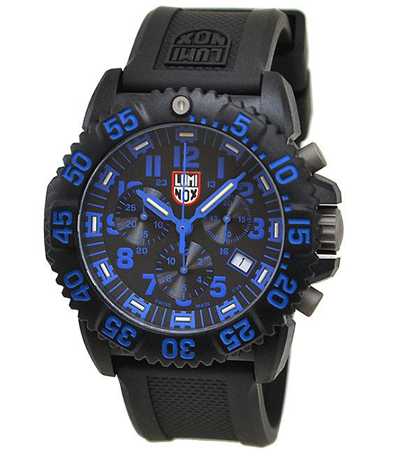 นาฬิกา Luminox รุ่น LUMINOX 3083 Men's Navy SEAL Blue Colormark Chronograph