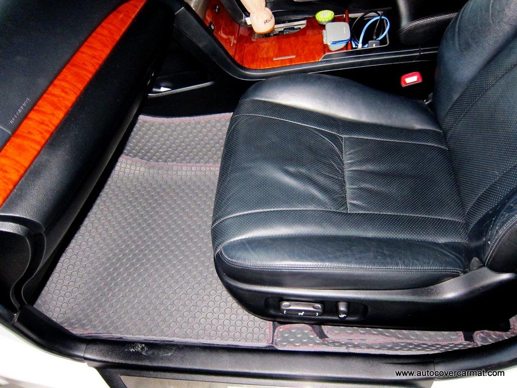 พรมกระดุม Original ชุด Full จำนวน 14 ชิ้น Toyota Camry 2007-2011
