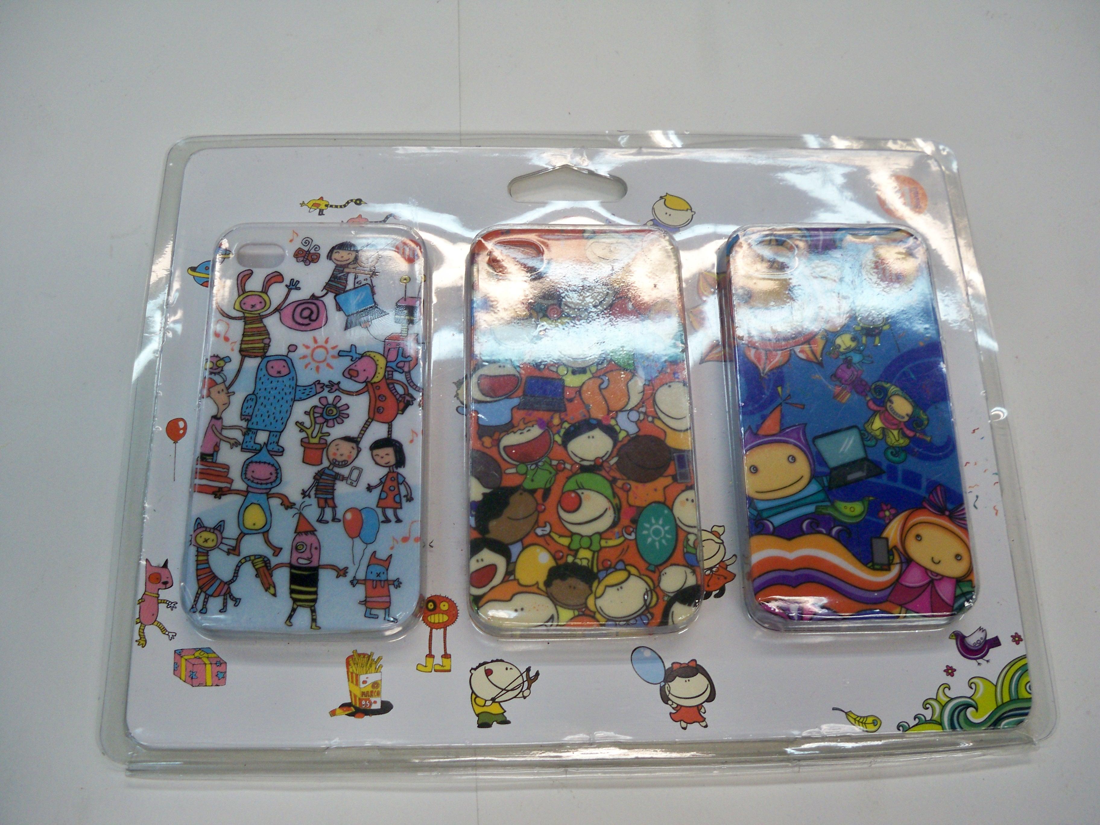 ปลอก Iphone 4G limited edition M1 case set of 3