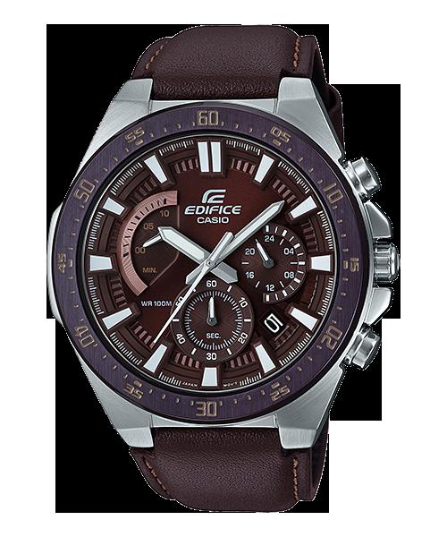 นาฬิกา Casio EDIFICE Chronograph EFR-563 series รุ่น EFR-563BL-5AV ของแท้ รับประกัน 1 ปี
