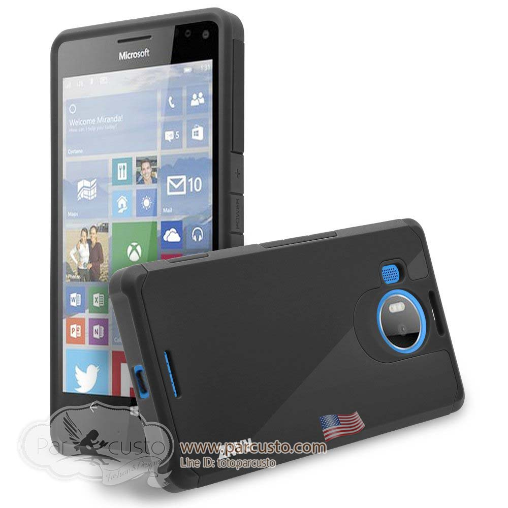 เคสกันกระแทก Microsoft Lumia 950XL จาก RANZ® [Pre-order USA]
