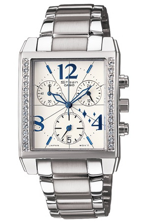นาฬิกา คาสิโอ Casio SHEEN CHRONOGRAPH รุ่น SHN-5008D-7A