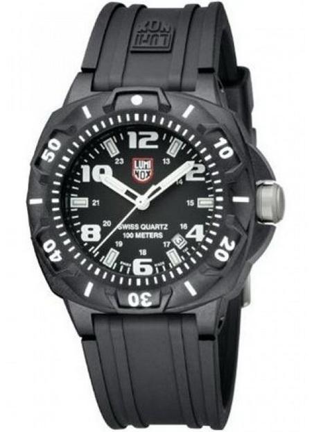 นาฬิกา Luminox รุ่น LUMINOX 0201.SL Men's SENTRY 0200 Series Watch