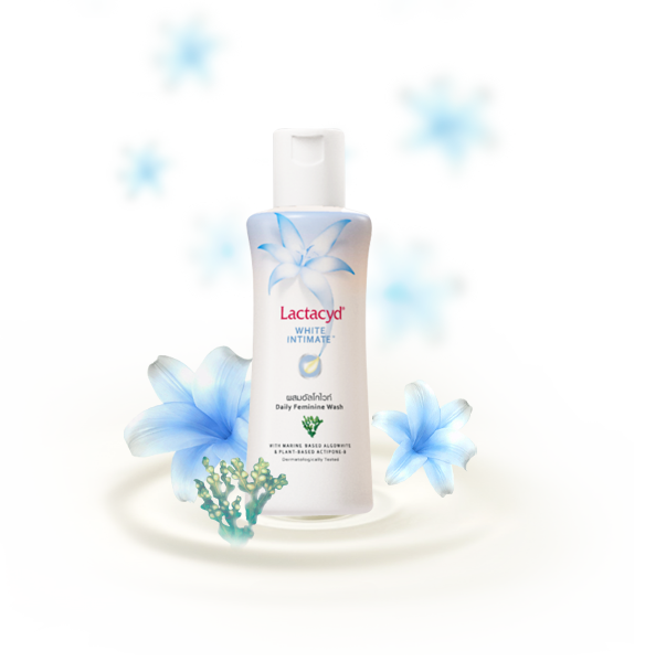 Lactacyd White Intimate 150ml