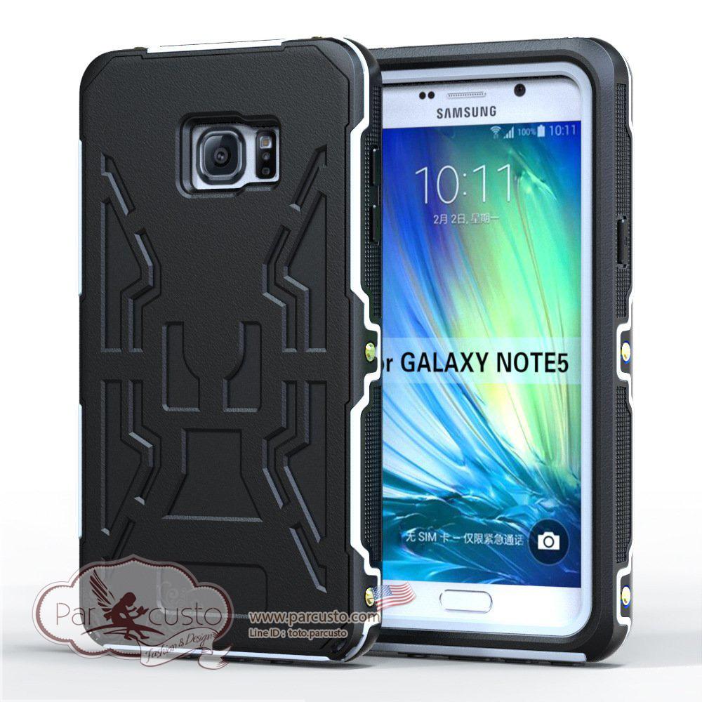 เคสกันน้ำกันกระแทก Samsung Galaxy Note 5 จาก Maxdara [สินค้าขาดตลาดชั่วคราว]