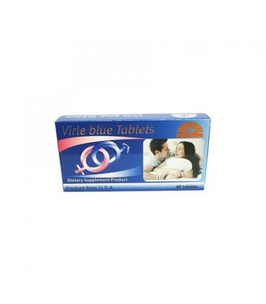 Dr.Lee Dr.Albert Virle Blue 40 tablet