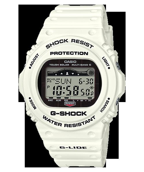 นาฬิกา Casio G-Shock G-LIDE รุ่น GWX-5700CS-7 (ไม่วางขายในไทย) ของแท้ รับประกัน1ปี