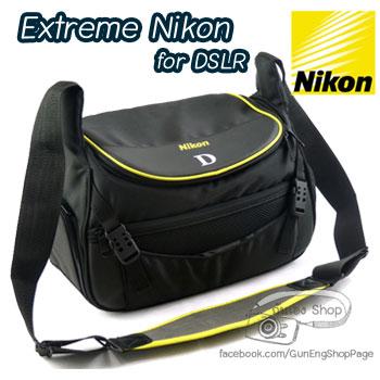 กระเป๋ากล้องกันน้ำ Nikon รุ่น Extreme Nikon สำหรับ D90 D700 D7000 D7100 D5300 D5200 D5100 D3200 D3100 D300S ฯลฯ