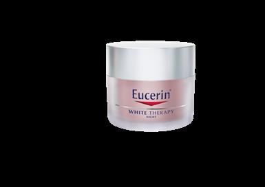 EUCERIN WHITE THERAPY NIGHT CREAM (50 มล.)