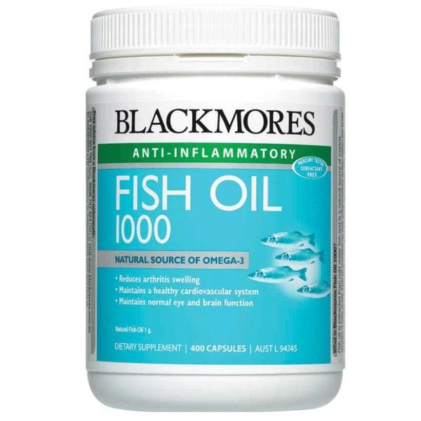 Blackmore Fish oil 400s