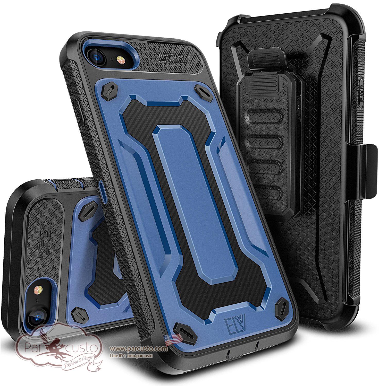 เคสกันกระแทก Apple iPhone 7 [Defender Full Body] จาก E LV [Pre-order USA]