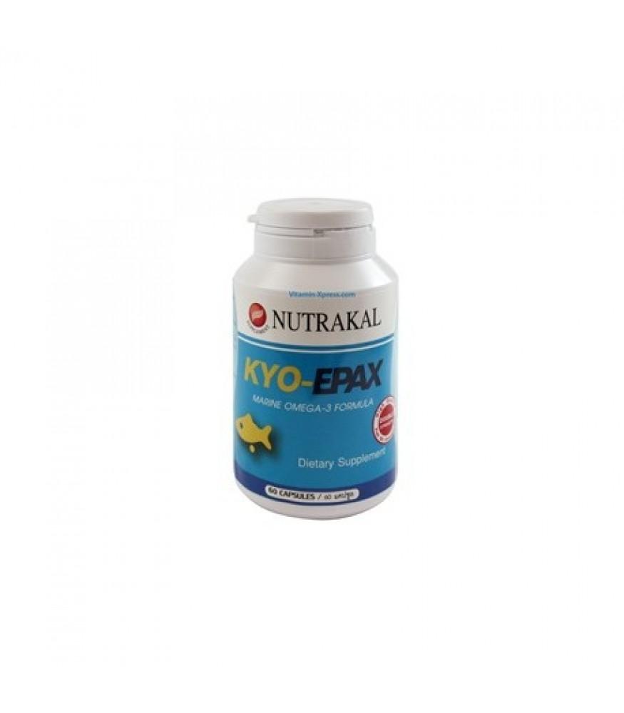 NUTRAKAL KYO-EPEX นูทราแคล ไคโอ-อีแพกซ์ (30 แคปซูล) สำเนา