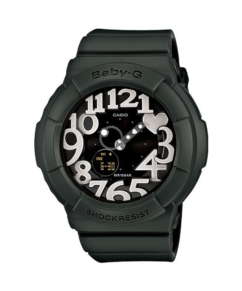 นาฬิกา คาสิโอ Casio Baby-G Neon Illuminator รุ่น BGA-134-3B